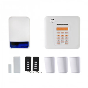 Visonic Powermaster 10 Compact Wireless Security And Safety System – PM103PIRKIT