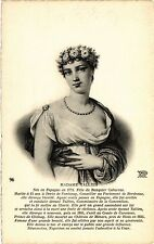 CPA Madame Tallien Royalty Nobelty (315175)