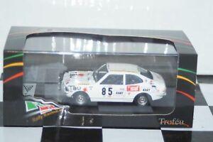 Trofeu Toyota Corolla 1200 TAP Rally 1973 Cortez RRal 105Diecast