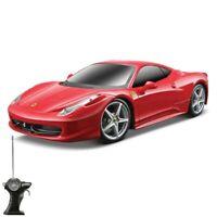 Maisto 81058 1:24 Remote Control Ferrari 458 Italia Red