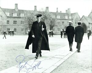Peter O'Toole Signed GOODBYE ME CHIPS 1969 Film 10 x 8 Photograph AFTAL/UACC RD