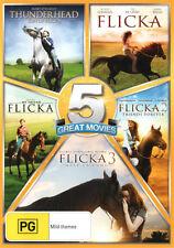 Flicka / Flicka 2: Friends Forever / Flicka 3: Best Frien . - DVD - NEW Region 4