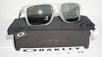 Oakley New Sunglasses Holbrook Mix Matte Clear Prizm Black Iridium OO9384-0557