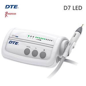 Woodpecker Dental DTE D6 LED Ultrasonic Scaler Piezoelectric 110V-220V