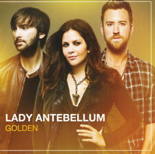 LADY ANTEBELLUM GOLDEN CD 2013 BRAND NEW SEALED DOWNTOWN CAPITOL GOODBYE TOWN NW