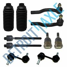 New 10pc Complete Front Suspension Kit for Nissan Titan and Armada