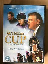 Brendan Gleeson THE CUP ~ 2010 Melbourne / Australian Horse Racing Drama UK DVD