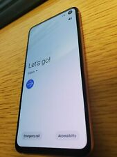 Samsung Galaxy S10e SM-G970U - 128GB - Flamingo Pink (Unlocked) (Single SIM)