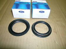 NOS 1968 1969 FORD MUSTANG FRONT DISC BRAKE ROTOR WHEEL BEARING INNER SEAL