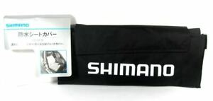 Shimano C0-011 Car Seat Cover Protector Foldable Black 705549