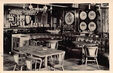 FL - 1950's Florida REAL PHOTO Piccadilly Pub English Bistro in Naples, FLA