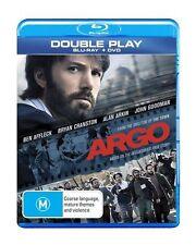 Argo (Blu-ray, 2013, 2-Disc Set) Double Play BLU_RAY + DVD