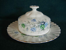 Royal Albert Inspiration Round Covered Butter Dish