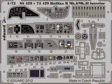 Eduard zoom SS429 1/72 handley-page halifax b mk. i/mk. ii revell