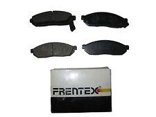 FRENTEX Bremsbeläge Honda Civic I (SL) 1300 S 1.3 L 79-84 vorne
