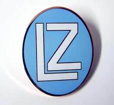Zeppelin Officers Cap Hat Badge LZ Air Ship Pre WW2 WWII Nazi Period 1936 NSDAP