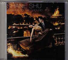 Shane Shu-Push me to the Ground promo cd single
