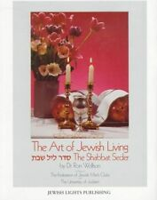 Shabbat Seder Booklet of Blessings and Songs by Ron Wolfson 9781879045910