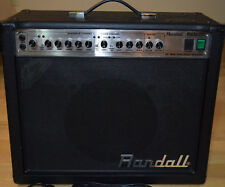 Randall RG50TC 50 Watt 1x12 (Celestion) Guitar Combo Tube Amp with Footswitch