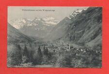 Suisse - Wolfenschiessen und die Wildgeissberge  (K1403)