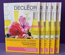 Decleor AROMESSENCE ROSE D'ORIENT SOOTHING SUPER SERUM 1ML x 5 = 5ML SAMPLES