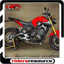 M4 Yamaha FZ-09/MT-09 2014-2018 Carbon Faser Slip Auf Auspuff