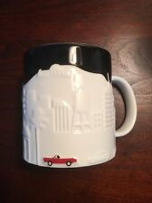 Starbucks Coffee 2012 Relief Los Angeles LA Mug Cup 16 oz Collector Series