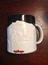 Starbucks Coffee 2012 Relief Los Angeles LA Mug Cup 16 oz Collector Series