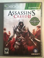 Assassin's Creed II 2 Complete (Microsoft Xbox 360, 2009)  Free Fast Shipping