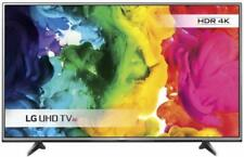 "LG 55UH615V 55"" Flat Web OS Smart 4k Ultra HD TV With HDR with Freeview HD"