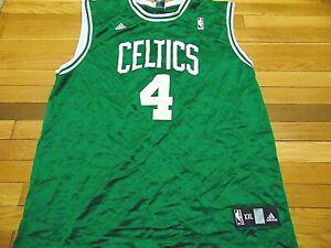 ADIDAS NBA BOSTON CELTICS NATE ROBINSON ROAD GREEN JERSEY SIZE 2XL