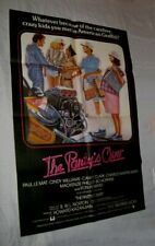 Original MORE AMERICAN GRAFFITI THE PARTY'S OVER British 1 sheet  Make Offer!!!