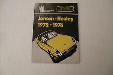 JENSEN-HEALEY 1972-1976, CLARKE, BROOKLANDS, NEW 100 PAGE CAR BOOK / Offer?