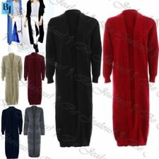 Abrigos y chaquetas de mujer de color principal azul de punto