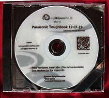 DVD  DRIVERS  Panasonic Toughbook CF-19