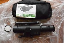 ORIGINAL Russia by Zenith KMZ  Night Vision Rifle Scope NP 75