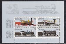 Canada SS 1039A Canadian locomotives
