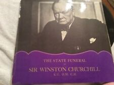The State Funeral Of Sir Winston Churchill Vinyl Lp