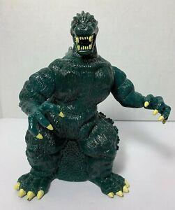 1994 7.25 inch Godzilla coin bank Trendmasters Toho