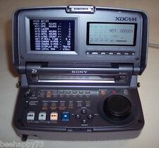 Sony XDCAM Mobile Disc Recorder PDW-V1 Player, MPEG IMX DVCAM i.LINK 1 hour