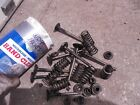 Allis Chalmers WD45 WD 45 tractor AC cylinder head valves springs keepers valve