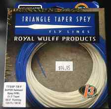 Royal Wulff Triangle Taper Spey TTSSP 8/9 F SUPER Spey Fly Line FREE SHIPPING!