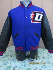 TM Athletics Varsity Lettermans Jacket Size 40 Made in USA Unusef