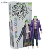 Crazy Toys Suicide Squad The Joker PVC Action Figure Collectible Model Toy