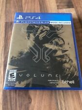 PS4 :     VOLUME       # 140      Limited Run          NEUF / NEW