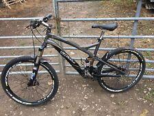 specialized Stumpjumper  mountain bike full suspension