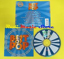 CD BEST OF POP compilation 1998 ABBA RICHIE ZUCCHERO STING (C4)no lp mc dvd vhs