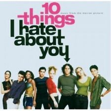 OST/10 THINGS I HATE ABOUT YOU  CD 14 TRACKS SOUNDTRACK NEU