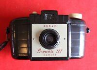 Kodak Brownie 127 Vintage film camera + case
