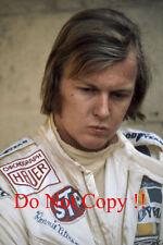 Ronnie Peterson STP March F1 Portrait 1972 Photograph